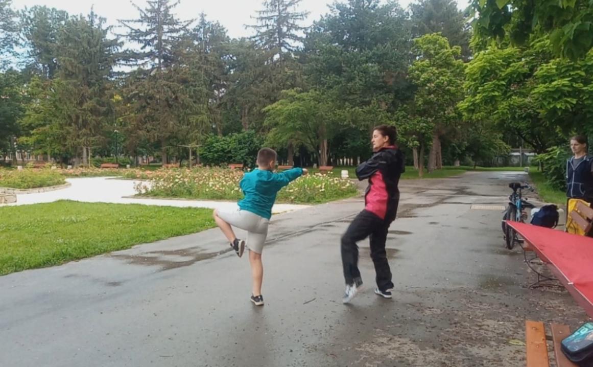 УСШ – спорт УШУ – Лято